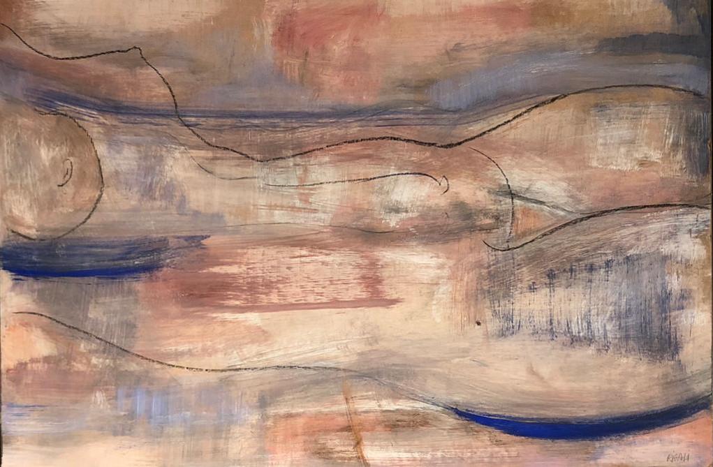Sandra Rigali: Tra Mare e Terra, 2018